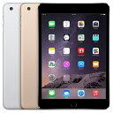 iPad Mini3 16GB 色選べる 7.9インチ Retinaディスプレイ WI-FIで使える 中古タブレット 中古iPad アイパッドミニー2 Mac アップル APPLE
