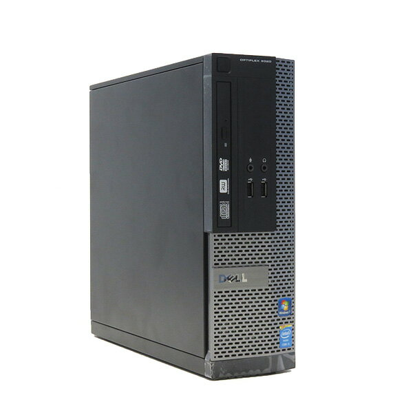 DELLOPTIPLEX 3020 SFF【Core i5 4570/4GB/500GB】【DVDマルチ/USB3.0/Windows10 64bit】【中古】【送料無料】(沖縄、離島を除く)