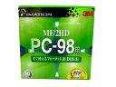 イメーション 3.5 FD MF/2HD PC-98用MF2HD D8-10PM フロッピーディスク10枚入り