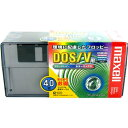 マクセル 3.5インチ 2HD フロッピーディスク カラーミックス Windows/MS-DOS(DOS/V)フォーマット済 MFHD18MIX.C40P
