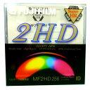 3.5インチ2HDフロッピーディスク FUJIFILM MF2HD 256 SW1P