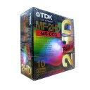 TDK MF2HD-256IF10ED 3.5インチFD 10枚 WINフォーマット済【4902030060503】