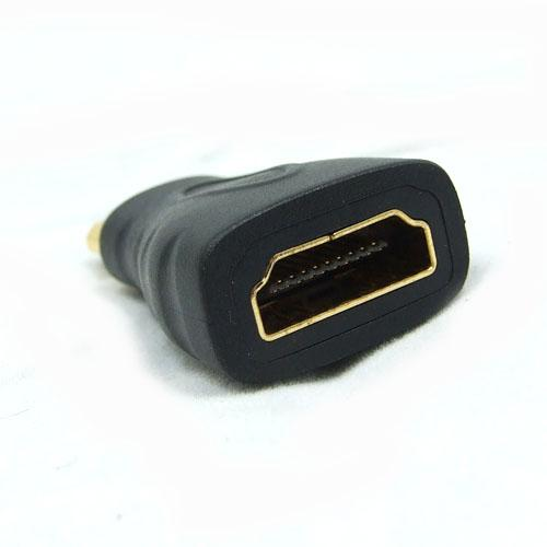 【送料無料】HDMI - mini HDMI変...の紹介画像2