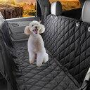 新型ペット用ドライブシート 車用ペットシート カーシートカバー 滑り止め 高品質 防水 水洗い可能 撥水 折りたたみ コンパクト カーシート 全種犬用猫用 取り付け簡単 後部座席 お出掛け用品