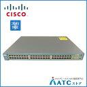 【中古】WS-C2950G-48-EI[Cisco][スイッチ][Catalyst 2950 Series]