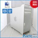 【中古デスクトップパソコン】Apple/MacPro/MB535J/A/Quad-Core Xeon 2.26GHz x2/HDD640GB/メモリ6GB/Mac OS10.6【可】