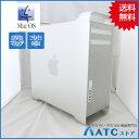 【中古デスクトップパソコン】Apple/Mac Pro/MB535J/A/Quad-Core Xeon 2.26GHz x2/HDD640GB/メモリ6GB/Mac OS10.6【可】