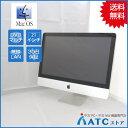 【中古デスクトップパソコン】Apple/iMac/MC508J/A/Core i3 3.06G/HDD 500GB/メモリ12GB/21.5インチ/Mac OS X 10.6【可】