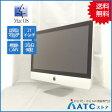 【中古デスクトップパソコン】Apple/iMac/MC508J/A/Core i3 3.06G/HDD 500GB/メモリ 16GB/21.5インチ/Mac OS X 10.6【可】