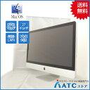 【中古デスクトップパソコン】Apple/iMac/MC813J/A/Core i5 2.7G/HDD 1TB/メモリ 8GB/27インチ/Mac OS X 10...