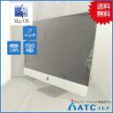 【中古デスクトップパソコン】Apple/iMac/MD095J/A/Core i5 2.9G/HDD 1TB/メモリ 16GB/27インチ/Mac OS X 1...