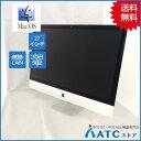 【中古デスクトップパソコン】Apple/iMac/ME089J/A/Core i5 3.4GHz/HDD1TB/メモリ16GB/27インチ/Mac OS X 10.9【良】
