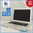 【中古ノートパソコン】Apple/MacBook Air/MJVE2J/A/Core i5 1.6G/SSD 128GB/メモリ4GB/13.3インチ/Mac OS X 10.11【可】