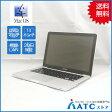 【中古ノートパソコン】Apple/MacBook Pro/MB991J/A/Core2Duo 2.53G/HDD 500GB/メモリ 4GB/13.3インチ/Mac OS X 10.6【可】