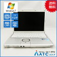 【中古ノートパソコン】Panasonic/Let's note/S10 CF-S10CWHDS/12.1インチ/Core i5 2520M/2.5GHz/2コア/HDD320GB/メモリ4GB/Windows 7 Professional【良】