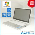 【中古ノートパソコン】Panasonic/Let's note/CF-AX2ADCCS/11.6インチ/Core i5 3437U/1.9GHz/SSD128GB/メモリ4GB/Windows 7 Professional 32bit【可】
