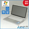 【中古ノートパソコン】Panasonic/Let's note/CF-AX2ADCCS/11.6インチ/Core i5 3437U/1.9GHz/SSD128GB/メモリ4GB/Windows 7 Professional 32bit【優】
