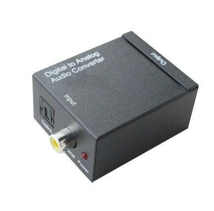 【送料無料】Digital to Analog Audio Converter☆デジタル→アナログ オーディオ変換コンバーター【P25Apr15】