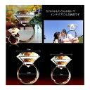 【送料無料】巨大 サプライズリング まさかのプロポーズ! 80号 指輪 ビッグサイズ お祝い インテリア TEC-SPRINGD-M