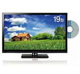 z【送料無料】レボリューション 19インチ DVD内蔵 液晶テレビ ZM-19BI