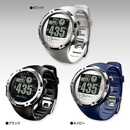 z【送料無料】【ポイント際】Shot Navi ショットナビ 腕時計タイプ 距離測定器 ショットナビ W1-FW