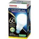 東芝 TOSHIBA 60W形相当 昼白色 LED電球 一般電球型 全方向タイプ LDA7N-G60W LDA7NG60W LDA7N-G/60W