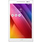 【店頭展示使用品】ASUS ZENPAD8 Z380C-WH16 [ホワイト] (8型液晶 2015年8月モデル Android5.0.2搭載 WIFIモデル)(30日保証)