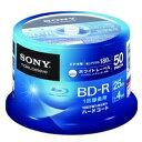 ソニー 50BNR1VGPP4 ( BD-R 4倍速 50枚組)