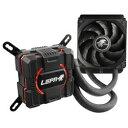 LEPA AquaChanger 120 LPWAC120-HF (Intel/AMD対応 CPU水冷クーラー)