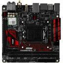 MSI Z170I GAMING PRO AC (Mini ITX LGA1151 Intel Z170)