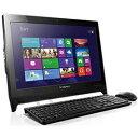 【店頭展示アウトレット】Lenovo C260 57328355 (19.5型液晶一体型 2014年秋モデル Windows 8.1 with Bing 64bit / Office Home and Business 2013搭載)