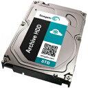 SEAGATE 3.5インチ内蔵HDD ST8000AS0002 (8TB SATA600 128MB) 代理店1年保証