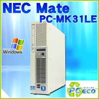 ��ťѥ������Corei3��ܡ�����෿�ϥ����ڥå�PC��NECMatePC-MY30DB2GBDDR3����Corei3DVD�ޥ���ꥫ�Х���¢Windows7Pro��ťǥ����ȥåס�KingsoftOffice��(2013)��