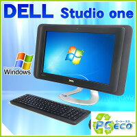 ��ťѥ�������åɥ�����ܡ�DELL�Υ����ɥ쥹�վ����η���DellStudioOneCore2Quad4GB����750GBHDD���å������꡼��BD-ROM18.5���磻�ɱվ�GeForce9400̵��LANWindows7��ťǥ����ȥåס�KingsoftOffice��(2013)�ۡ���šۡ�����̵����