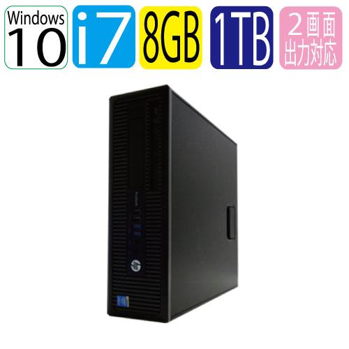 HP 600 G1 SF Core i7 479...の商品画像