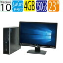 HP 6300SF Celeron Dual-Core G1610 2.60GHz メモリ4GB HDD250GB DVDマルチドライブ W...