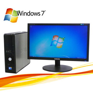 ��ťѥ�����DELLOptiplex780SF�ե�HD21.5�磻�ɱվ�(Core2DuoE8400)(����2GB)(Windows7Pro)(R-dtb-413)����šۡ���ťѥ������10P23Aug15