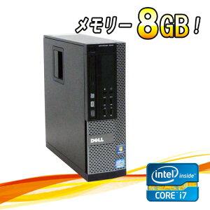 ��ťѥ�����DELL9010SF/��˥��쥹(Corei73770(3.4GHz)(���8GB)(DVD�ޥ��)(500GB)(64BitWindows7Pro)(R-d-290)����šۡ���ťѥ������10P23Aug15��smtb-k��