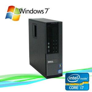 ��ťѥ�����DELL7010SF/��˥��쥹(Corei73770(3.4GHz)(���8GB)(DVD�ޥ��)(500GB)(64BitWindows7Pro)(�Ρ��ȥ����ƥ�1ǯ��)(d-292)����šۡ���ťѥ������10P23Aug15��smtb-k��