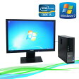 中古パソコンDELL 7010SF 24ワイド液晶 Core i5-3470(3.2GHz)(メモリー4GB)(DVDマルチ)(64Bit Windows7Pro)(R-dtb-398)02P29Jul16【R-dtb-398】【中古】