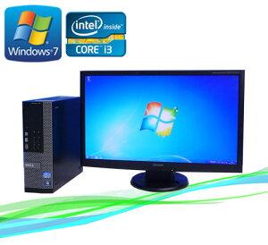 ��ťѥ�����DELL7010SF(23�磻�ɥե�HD�վ�)(Corei3-3220(3.3GHz)(���4GB)(DVD-ROM)(64BitWindows7Pro)(R-dtb-393)����šۡ���ťѥ������10P23Sep15��smtb-k��