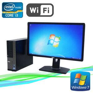 ��ťѥ�����̵��LAN��¢DELL790SF24�磻�ɱվ�(Corei32100(3.1GHz)(����2GB)(DVD-ROM)(Windows7)(R-dtb-440)����š�10P20Nov15����ťѥ������