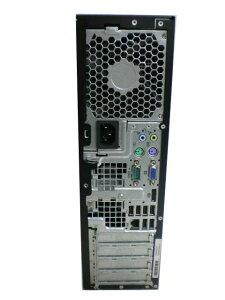 中古パソコン無線LAN対応HP8200EliteSFF(Corei3-2100-3.1GHz)(メモリ4GB)(DVDマルチ)(64BitWindows7Pro)(R-d-297)【中古】【中古パソコン】10P20Nov15
