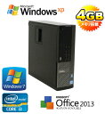 ���Ãp�\�R��DELL 790SF(Core i3 2100(3.1GHz)(������4GB)(DVD-