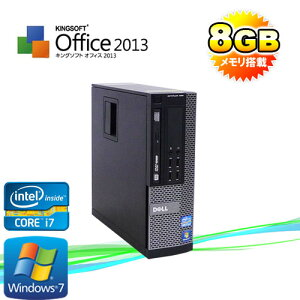 ��ťѥ����󥭥󥰥��եȥ��ե���DELLOptiplex990SF(Corei7-2600(3.4GHz)(���꡼8GB)(DVD�ޥ��)(64BitWindows7Pro)����š�10P24Dec15����ťѥ������