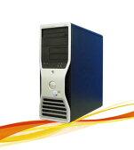 中古パソコンワークステーション DELL Precision 390(Core 2 Duo E4300)(DVD-ROM)(メモリ512MB )(Windows 2000Pro)02P18Jun16【2k-111】【中古】