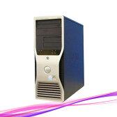 中古パソコンワークステーション DELL Precision 380(Pen4 2.8GHz)(メモリー2GB)(Windows2000 Pro)02P18Jun16【2k-099】【中古】