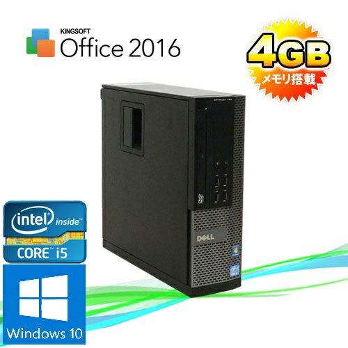 ��ťѥ�����DELL7010SF(Corei53470(3.2GHz)(���4GB)(DVD�ޥ��)(64BitWindows7Pro)����š�10P24Dec15����ťѥ������