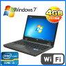 中古パソコン HP ProBook 6560b Core i5 2540M 2.6GHzメモリ4GB HDD500GB DVDマルチ 無線LAN Windows7 Pro 32bit /ノートパソコン/R-na-228/中古