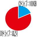 パーテーション分割 C:100GB、D:残り /パソコン同時ご購入者様専用 /hdd-par-02/中古